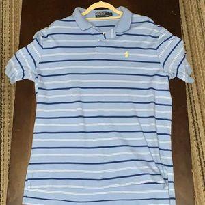 Polo Ralph Lauren striped polo t shirt